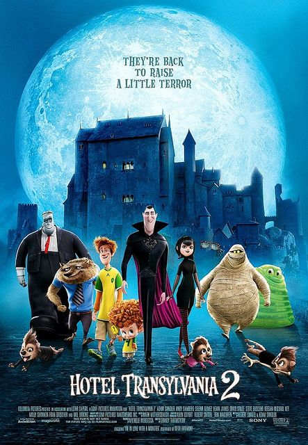 Watch Hotel Transylvania 2 (2015) Full Movies (HD Quality) Streaming