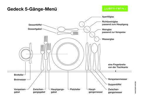 5 g nge men tisch eindecken lusini rent tischdeko pinterest foods. Black Bedroom Furniture Sets. Home Design Ideas