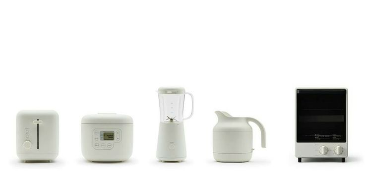 Muji electronic product for kitchen