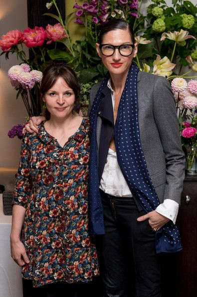 Jenna Lyons Photos - J.Crew Photo Call - Zimbio