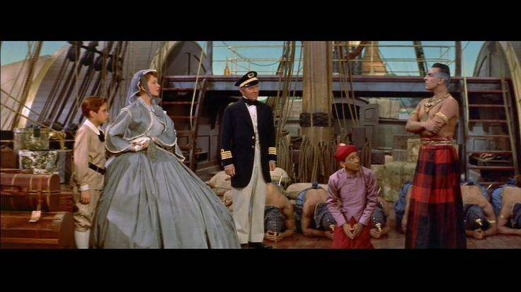 The King and I Costumes | The King and I (1956)
