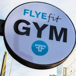 Win a FLYEfit gym membership. Sign in now to be in with a chance to win.