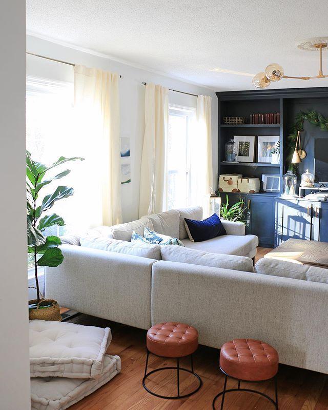 Family Living Room Makeover Family Living Rooms Living Room Designs Living Room Decor Modern
