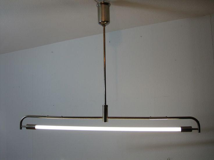 Inspirational Neon Lampe aus den er er Jahren Hergestellt von WMF Geislingen Deutschland