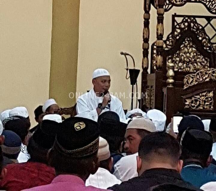 Safari Ramadan, Fatmawati Datangkan Arifin Ilham
