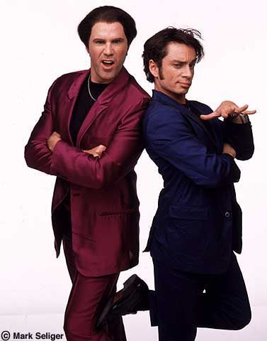 Till this day, I can't listen to that song without thinking of SNL's Roxbury Brothers' signature neck moves.