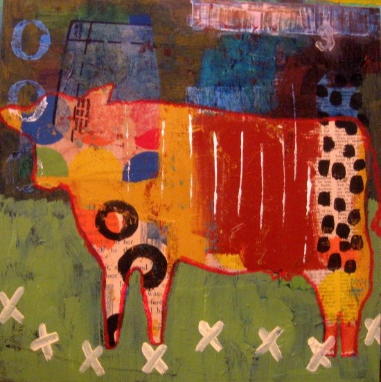 1000+ images about Art Class: Western on Pinterest | A cow ...