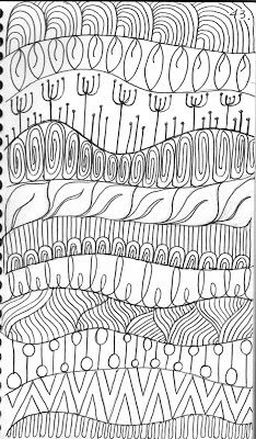 LuAnn Kessi: Quilting Sketch Book.....FUN