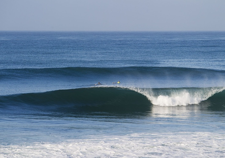 Perks of a Pro surfer, no crowds at Lowers   SURFER Magazine