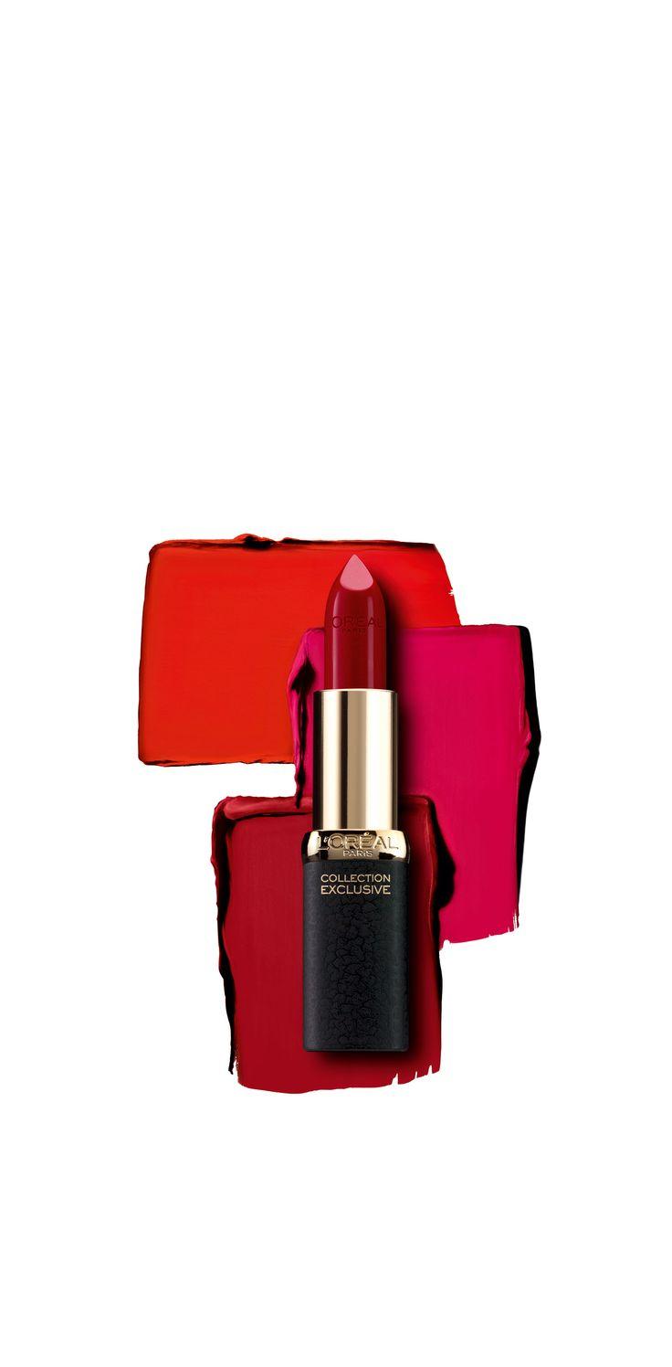 Color Riche Pure Reds de L'OREAL