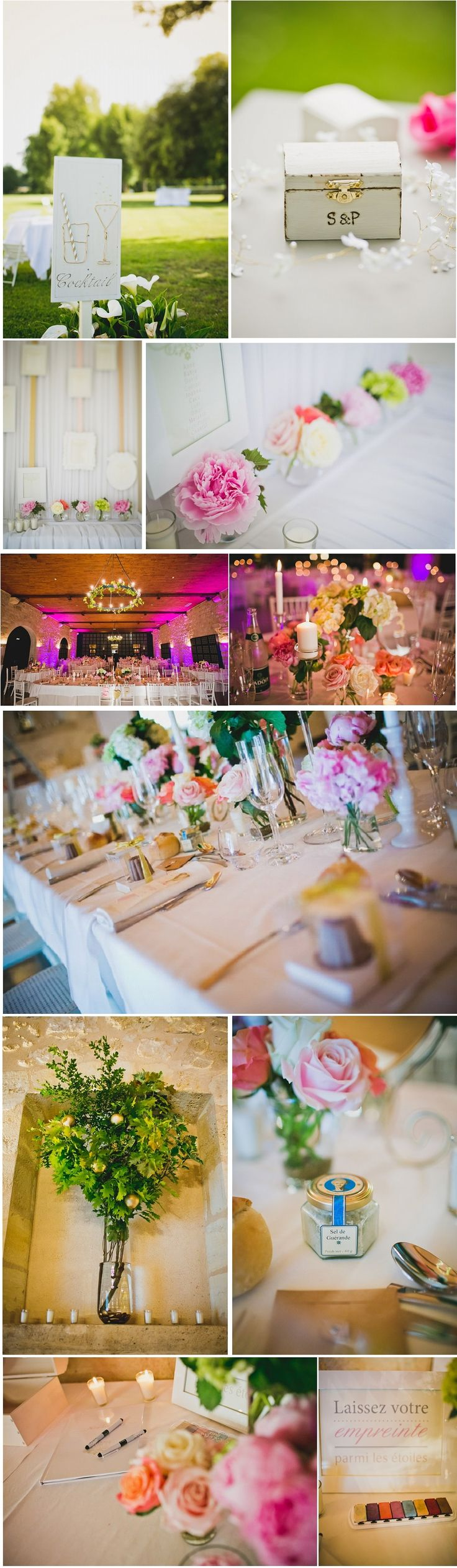 décoration mariage, photographe : DavidOne