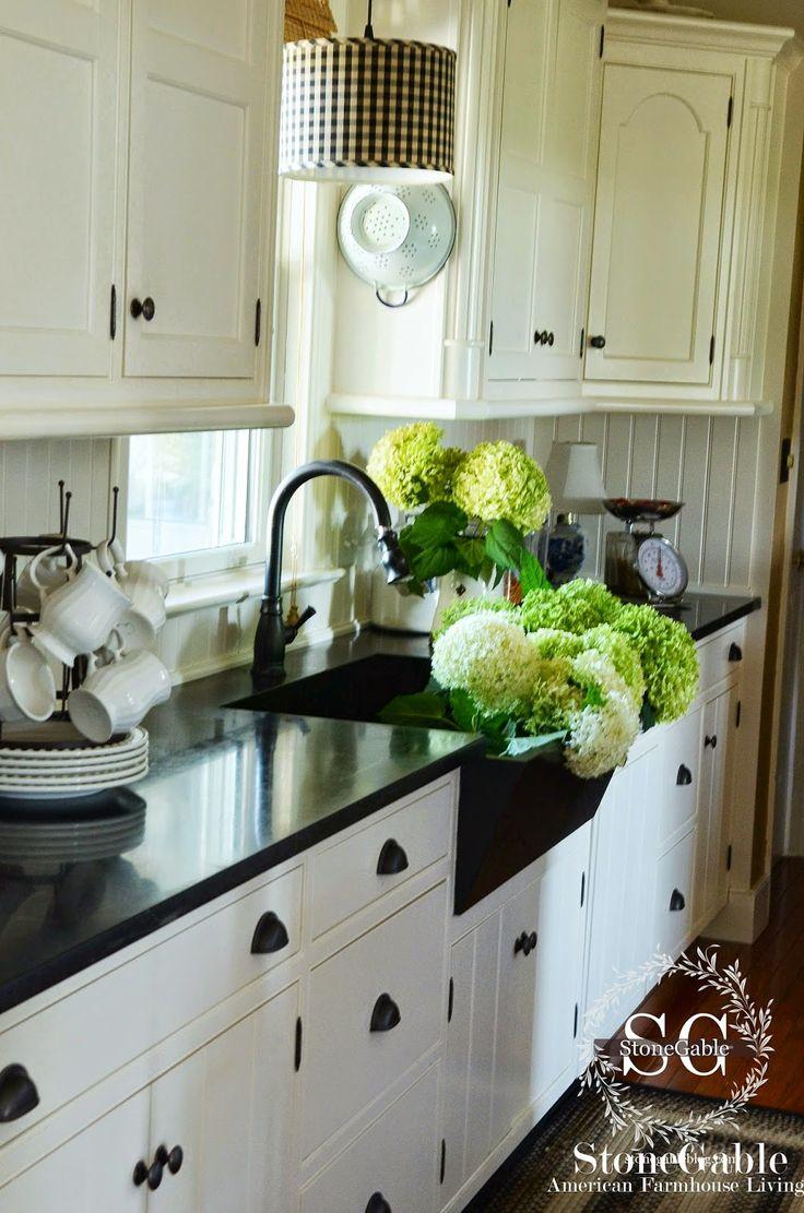 White Country Kitchen Images best 25+ white farmhouse kitchens ideas on pinterest | farmhouse