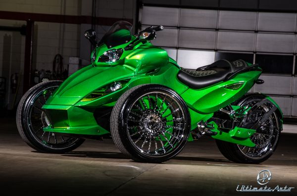 Can Am Spyder 1