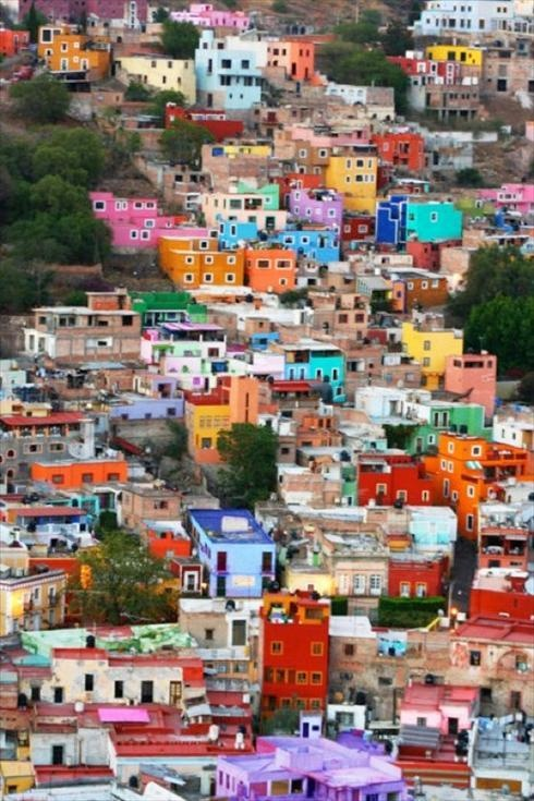 more places should be this colorful