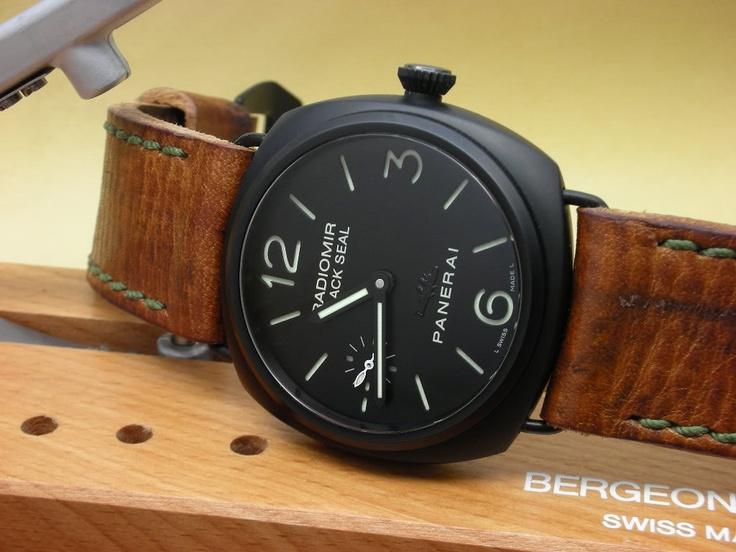 Panerai 292 #black #watch