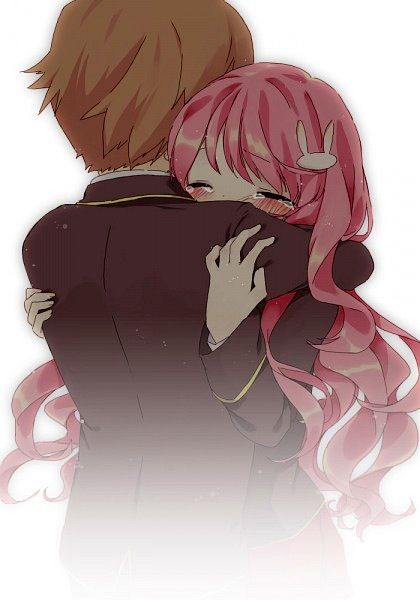 Akihisa and Mizuki- Baka and Test. Pinned to my Anime and My Ships boards.