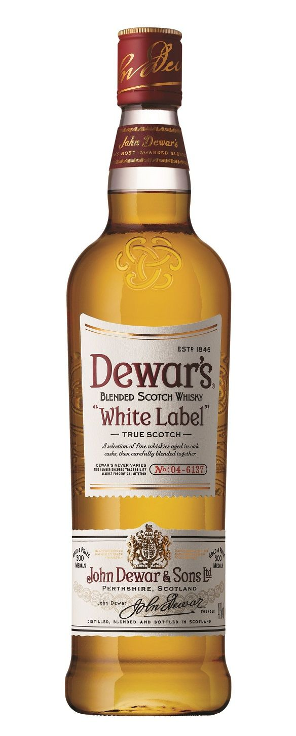 X Dewar's White Label Scotch Whisky