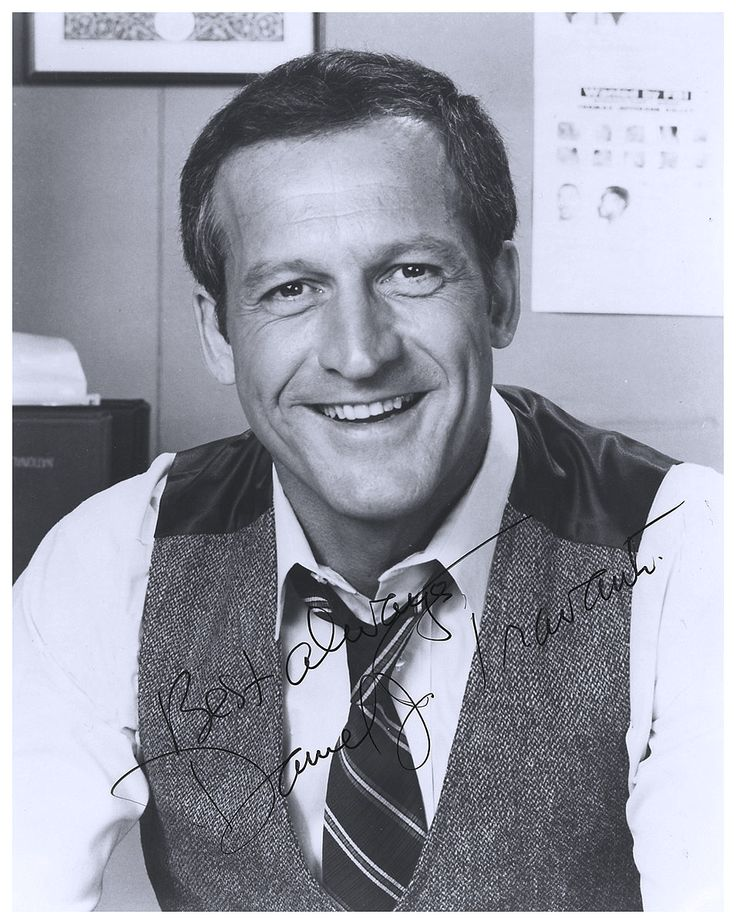 "Daniel J. Travanti as Captain Frank Furillo on ""Hill Street Blues."""