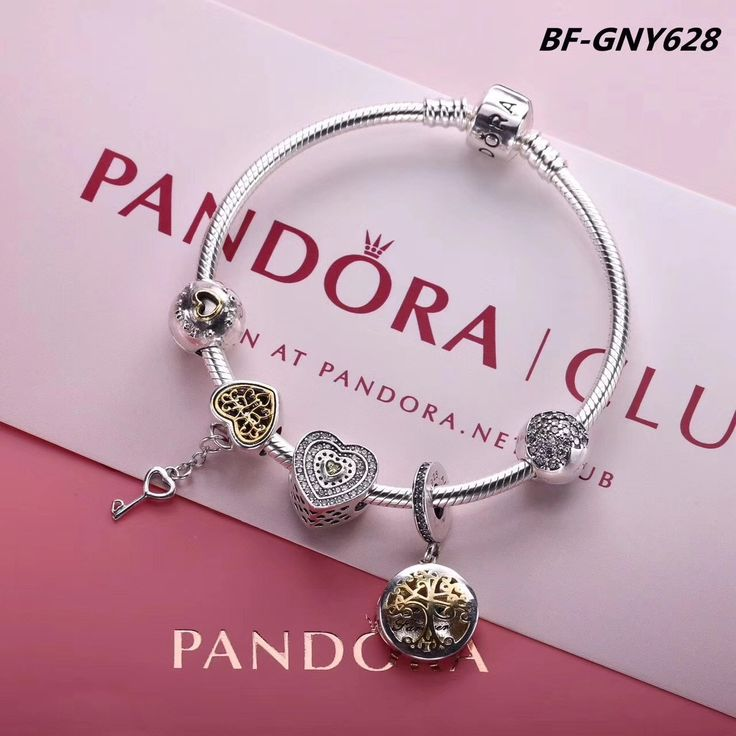 Great deal : pandora bracelet ...order today get price off here!http://www.charmsilvers.com/products/pandora-bracelet-with-5-pcs-simple-deluxe-charm?utm_campaign=social_autopilot&utm_source=pin&utm_medium=pin