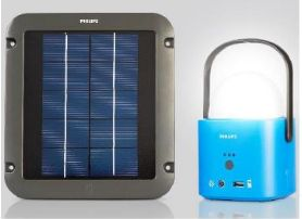 Phillips introduced a Toxic-free solar lighting system- Life Light Plus