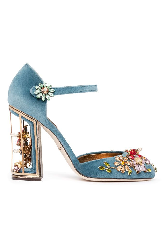 Dolce & Gabanna, Fall 2014 #Shoes