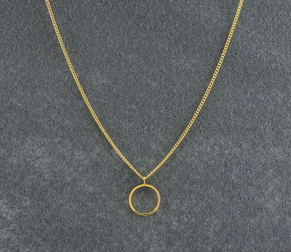 The 25 best gold circle necklace ideas on pinterest circle geometric gold circle necklace gold necklace gold round necklace round pendant necklace circle pendant necklace simple gold necklace aloadofball Image collections
