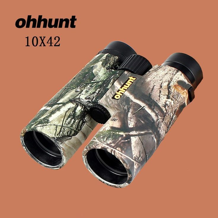 ohhunt Military 10X42 Hunting Scope Telescope Camouflage Binoculars High Power Hunting Army HD Wide Angle binoculars //Price: $66.23//     #onlineshop