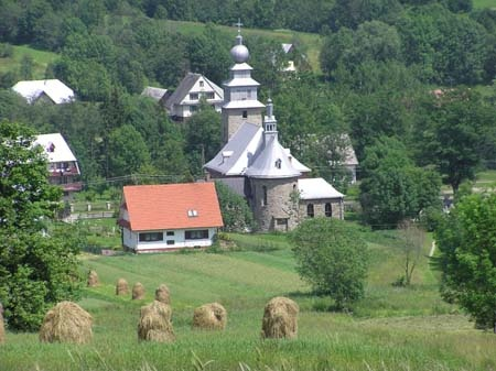 Slovak village