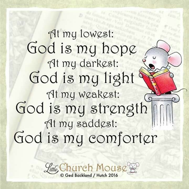 Little Church Mouse!
