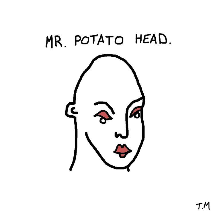 potato head   con im u00e1genes