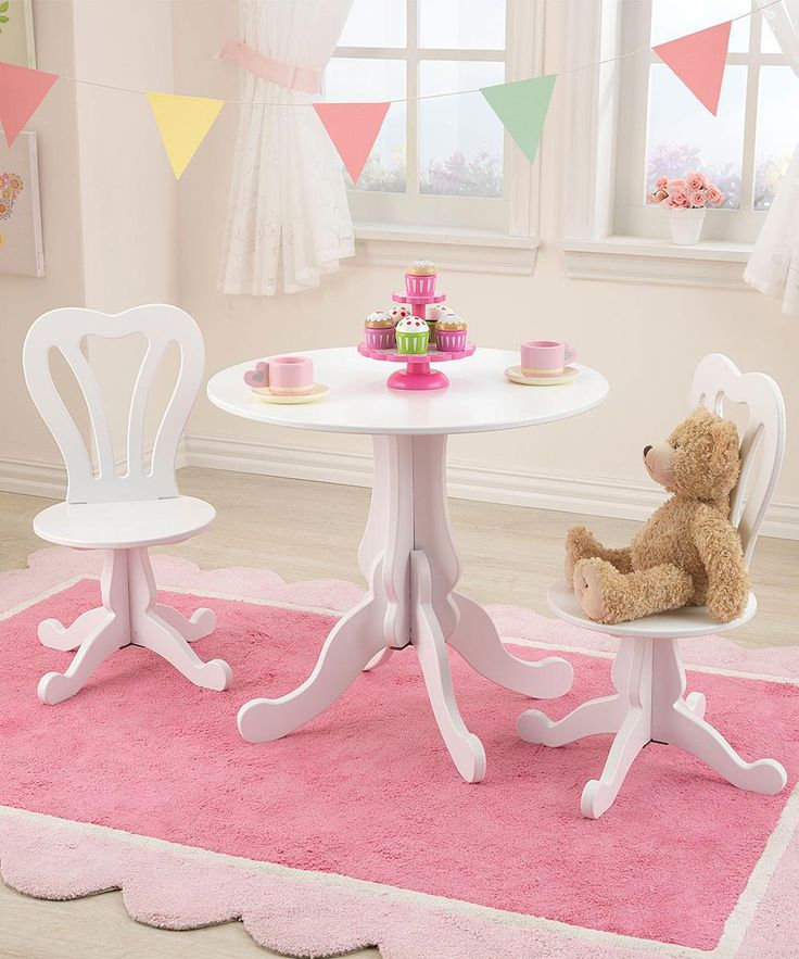 Look At This KidKraft Three Piece Parlor Table U0026 Chair Set On Today!