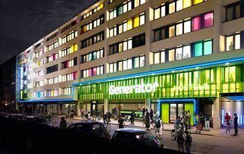 Obrázek hotelu Generator Hostel Copenhagen, Kodaň  ubytování na únor 2013 Kodaň