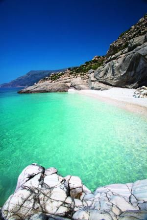 Ikaria, Greece. It has been studied because its population's vitality, notoriously having the most number of residents with extremely long life spans.