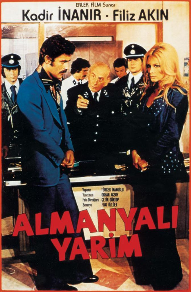 ALMANYA'LI YARİM 1974