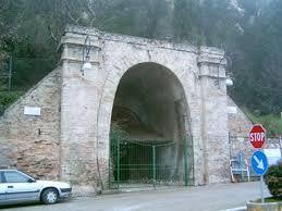 Tunnel ferrovia