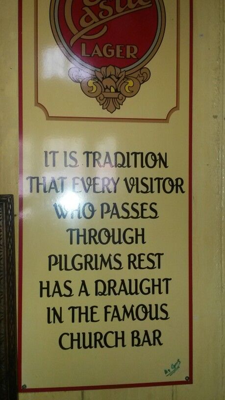 Sign in The Royal Hotel bar