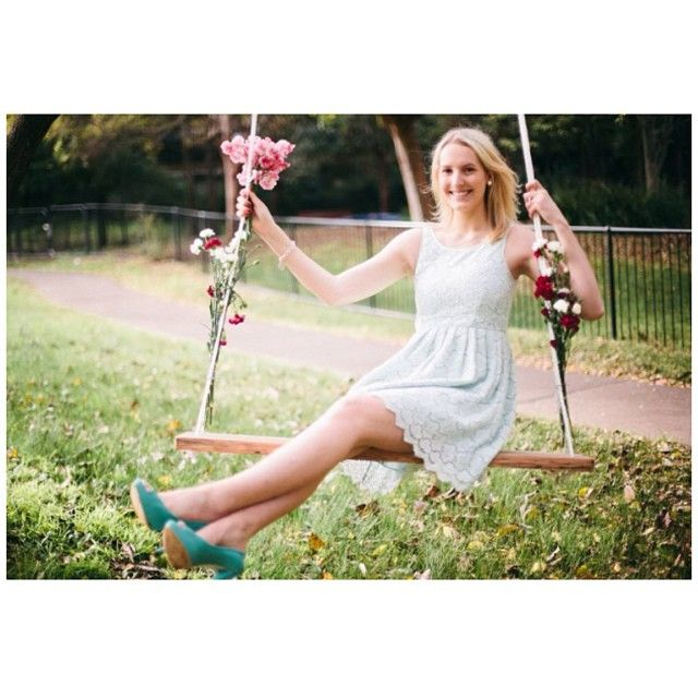 Our very own Tessa from @sally_bay and Willow and Vine on this beautiful custom designed 2 seater swing. #willowandvine #sallybay #twoseatswing #rustic #romantic #wedding #reception #party #teaparty #florals #fun #photoshoot #style #eventdecor #mint #pink #tessa