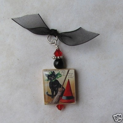 452 best witch accessories pendant images on pinterest for Cat in the hat jewelry