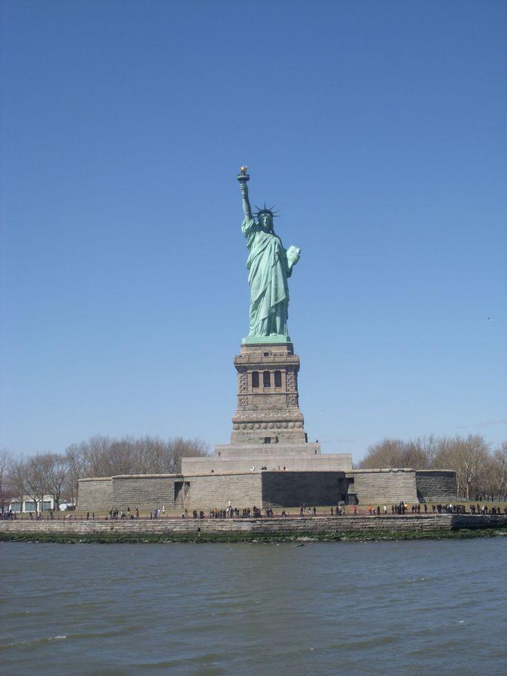 New York : Liberty Statue