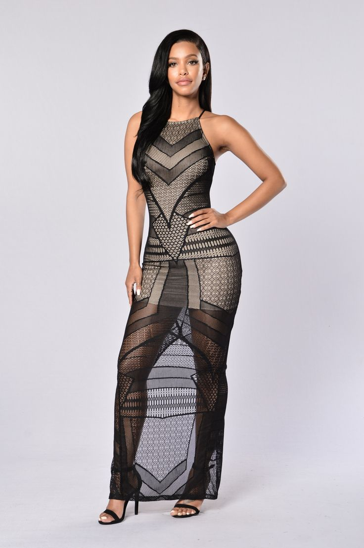 Cece Dress - Black