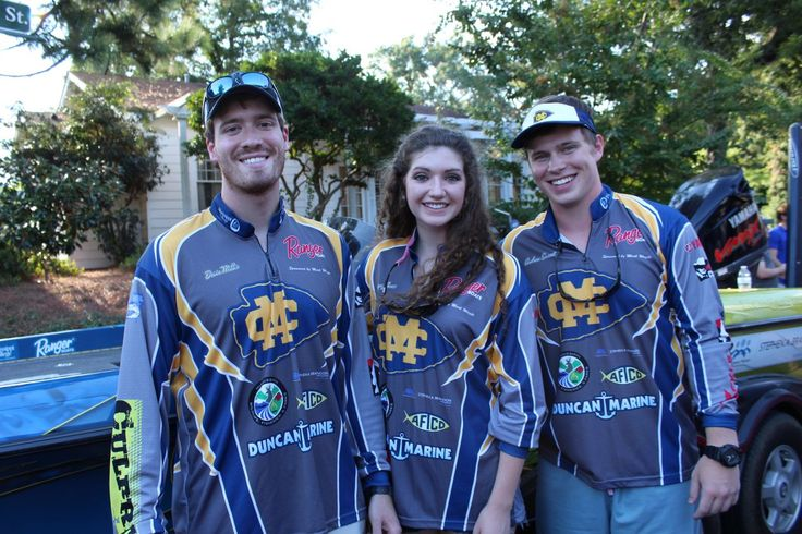 Mississippi College Bass Fishing Team Faces Clinton City Anglers | Mississippi College