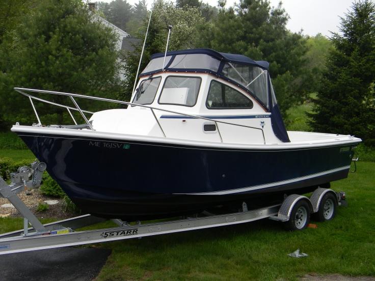 13 best blue fin boats images on pinterest for Used steiger craft for sale