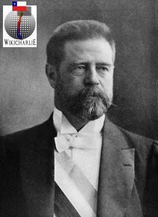 German Riesco presidente de Chile 1901.jpg Nacido en Rancagua. Su casa aún se conserva.