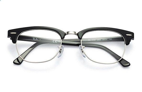 Ray-Ban 0RX5154 - Clubmaster Optics OPTICAL | Official Ray-Ban Online Store