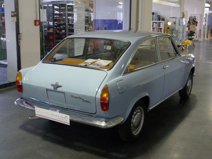 Autobianchi Primula Coupé Serie 1 « movisti classic automobiles