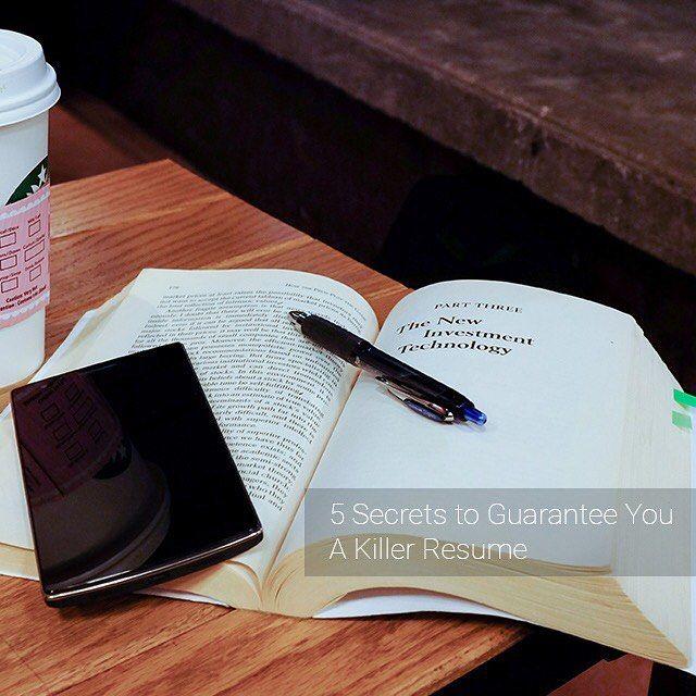 844 best Resume Success images on Pinterest Curriculum, Resume - killer resume template