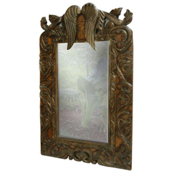 Santa Dorotea Mirror | Bathroom | Mirrors | Jorge Kurczyn Furniture.  Spiegel BadezimmerSpanisch