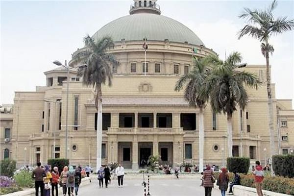 مناقشة رؤية مصر 2030 في رسالة ماجستير بكلية الاعلام جامعة القاهرة Cairo University Egypt Today Egypt