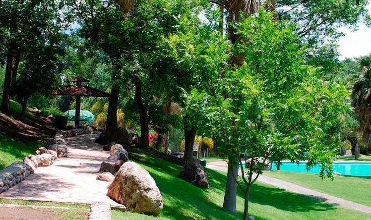 Balneario Baño Grande Mixquiahuala:Balneario Doxey #Tasquillo, un manantial que brota de las paredes de