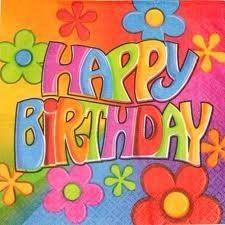 Groovy Happy Birthday
